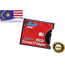 Extreme SD Memory card to UDMA CF card adapter High Speed