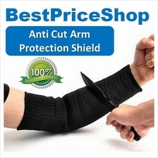 Men's Arm Warmers Apparel Accessories Anti-cut Stab Resistant Cutting Work Labor Protection Cut Safety Arm Sleeve Be Friendly In Use
