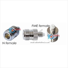 FME-female to N-female Converter adapter for WIFI AP 4G 3G Antenna