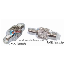 FME-female to SMA-female Converter adapter for WIFI AP 4G 3G Antenna