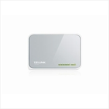 TP-LINK 5-PORT 10/100M DESTOP NETWORK SWITCH (TL-SF1005D)