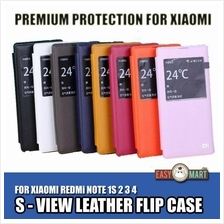 Xiaomi Redmi Note 2 RedMi 2 Mi4 Mi4i Sview Leather Flip Case Cover