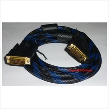 DVI-D Male 24+1 Pin Dual Link Cable (CP-C-058)