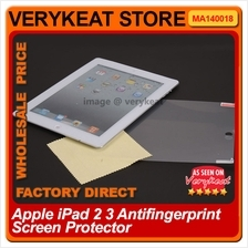 Apple iPad 2 3 Air Matte/Antifingerprint Screen Protector