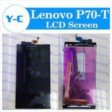 Ori Lenovo P70 Lcd + Touch Screen Digitizer Sparepart Repair Service