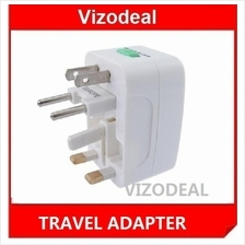 Universal All In One World Travel Adapter Charger Plug Converter