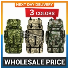Outdoor Backpack Army Military Bag for Climbing Camping Hiking Travel
