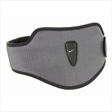 Nike High Quality Nylon + Leather Belt (Tali Pinggang Fitness Sport)