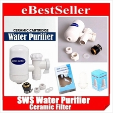 SWS Hi - Tech Ceramic Cartridge Water Purifier Filter For Home Office