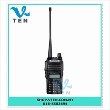 2pcs/lot BAOFENG UV-82 8W Walkie Talkie 128channels UHF/VHF Dual Band