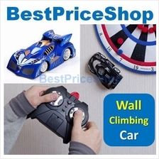 4CH Remote Control RC Wall Climbing Climber Stunt Racing Car Toy