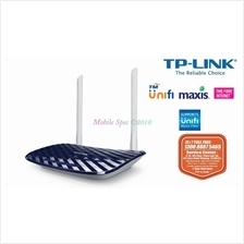 TP-LINK ARCHER C20 AC750 WIRELESS DUAL BAND ROUTER UNIFI MAXIS TIME
