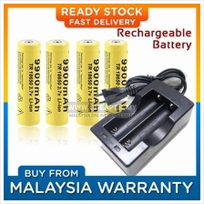 Rechargeable Battery 3.7V 18650 Li-ion Lithium Batteries