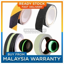 Floor Tape Caution Tape Anti Slip Self Adhesive Rough Surface Outdoor