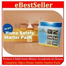 30pcs Kids Baby Child Children Table Angle Corner Guard Safety Protect