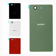 Sony Xperia Z3 Compact Mini D5833 Housing Battery Back Glass Cover Len