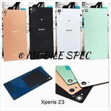 Sony Xperia Z3 L55 D6653 D6643 D6633 Housing Battery Back Glass Cover