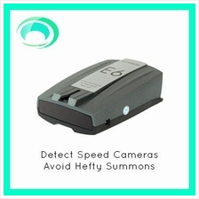 E6 Car Radar Detector - Now You Can Avoid Summones