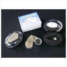 A50. Currency Detecting Magnifier UV 40x (Metal Casing)
