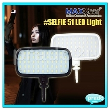 MAXGear Universal Selfie Diffuser LED Light Phone Night Flash03 scs