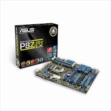 Ready Stock Asus P8Z68-V LX Intel Motherboard Socket 1155