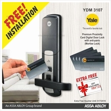 YALE YDM 3107 DIGITAL MORTISE LOCK