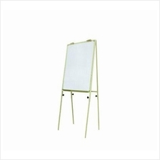 Economic Flip chart Board without roller (adjustable) 4' x 3' office