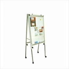 Flip Chart Board with roller (adjustable) 4 x 3ft Office furniture