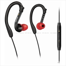 Philips SHQ3017 Earhook Headset . iPhone remote mic . Waterproof