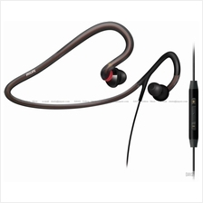 Philips SHQ4017 Neckband Headset . iPhone remote mic . Waterproof
