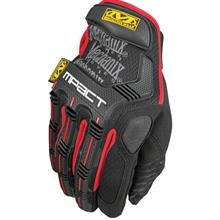 MECHANIX M-Pact Impact Glove - Black/Red