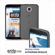 Orzly FlexiSlim Case for Nexus 6  - Super Slim (0.5mm)