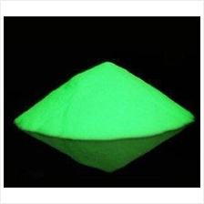 GREEN Glow in the Dark Pigment Powder 50g