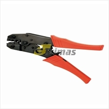 Interlocking Non Insulated Terminal Lug Ratcheting Crimper Crimping Tools