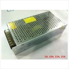 SecurEyes CCTV Alarm Switching Power Supply 12V 5A 10A 15A 20A 30A