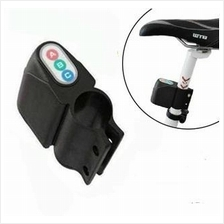 18 - Bicycle Anti-theft Vibration Alarm with PASSWORD