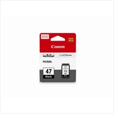 Canon PG-47 Black Original Ink Cartridge