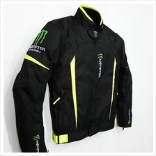 2017 NEW Monster Motorcyclist Cyclist Motor Sports Racer Suit/Jacket