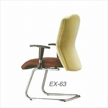 Office Executive Visitor Chair – EX-63 home school furniture selangor