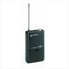 AZDEN 51BT UHF wireless bodypack transmitter