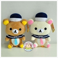 San-x Rilakkuma Couple Toy Plush with Sailor Wear_[RK-59]