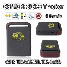 Realtime GSM GPRS GPS Tracker TK102B Tracking by SMS with Goolge Map