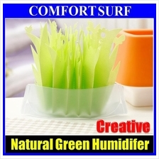 Good Non-electric Eco-friendly GREEN Natural Evaporating Humidifier