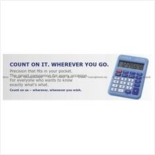 CITIZEN Calculators Pocket Size series