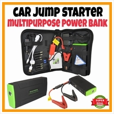 LIMITED SALE Car Jump Jumper Start Power Bank battery Starter 30000mAh)