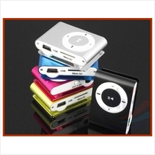 Mini Clip MP3 Player With Earphone USB With Micro SD/TF Card Slot