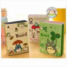 Studio Ghibli My Neighbor Totoro Kawaii Sticky Note Pad