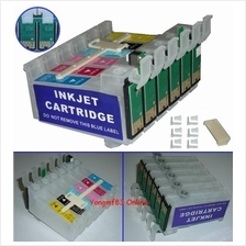 6 Color T0821N-T0826N CISS Ink Cartridge 821NR For Epson T50 (CP-R036)