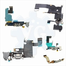 iPhone 4 4S 5 5S 5C 6 6S Plus Charging USB Port Mic Ribbon Flex Cable