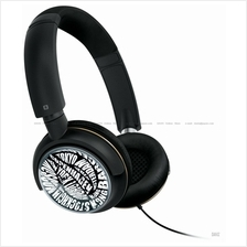 Philips SHL8800 Headband Headphones . Exchangeable Ear Shell Patterns